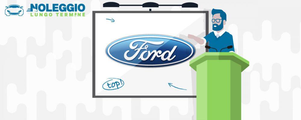 Ford Noleggio Lungo Termine