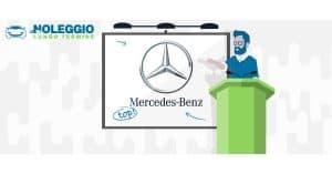 Noleggio Lungo Termine Mercedes